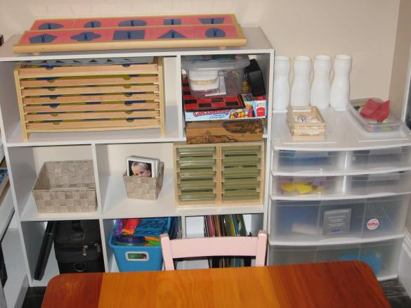 cube bookshelf plans