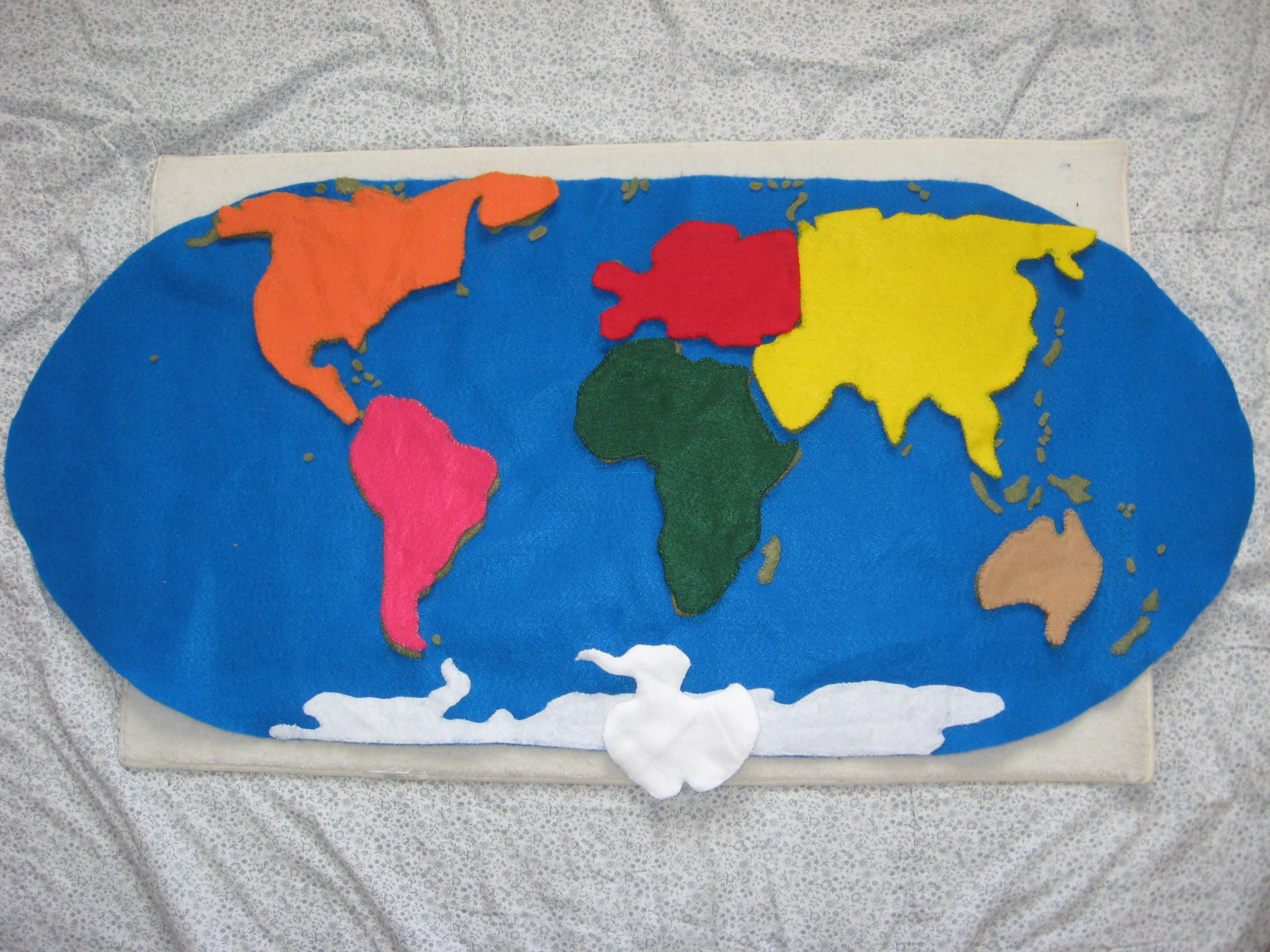 Felt world map pumpkins and me img9903 img9904 gumiabroncs Images