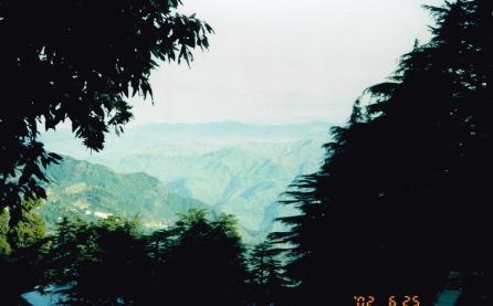 Breathtaking mountains